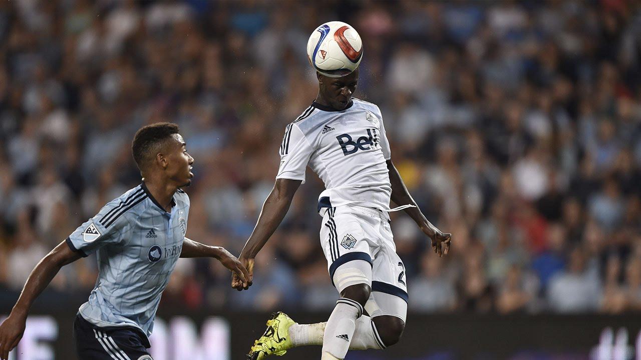 """Résultat de recherche d'images pour """"Vancouver Whitecaps vs Sporting Kansas City"""""""