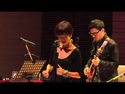 Asian Jazz All-Stars Power Quartet feat Melissa Tham in Hong Kong 2012