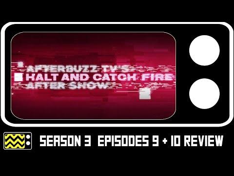 Halt & Catch Fire Season 3 Episodes 9 & 10  & After   AfterBuzz TV