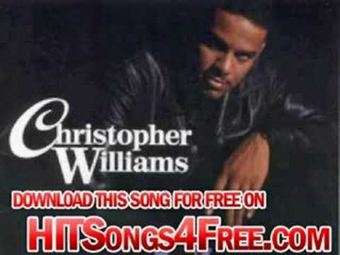 christopher williams - where are u now - Changes