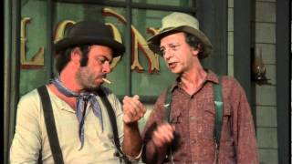 The Apple Dumpling Gang (1975) - Great Conway & Knotts bit.mpg