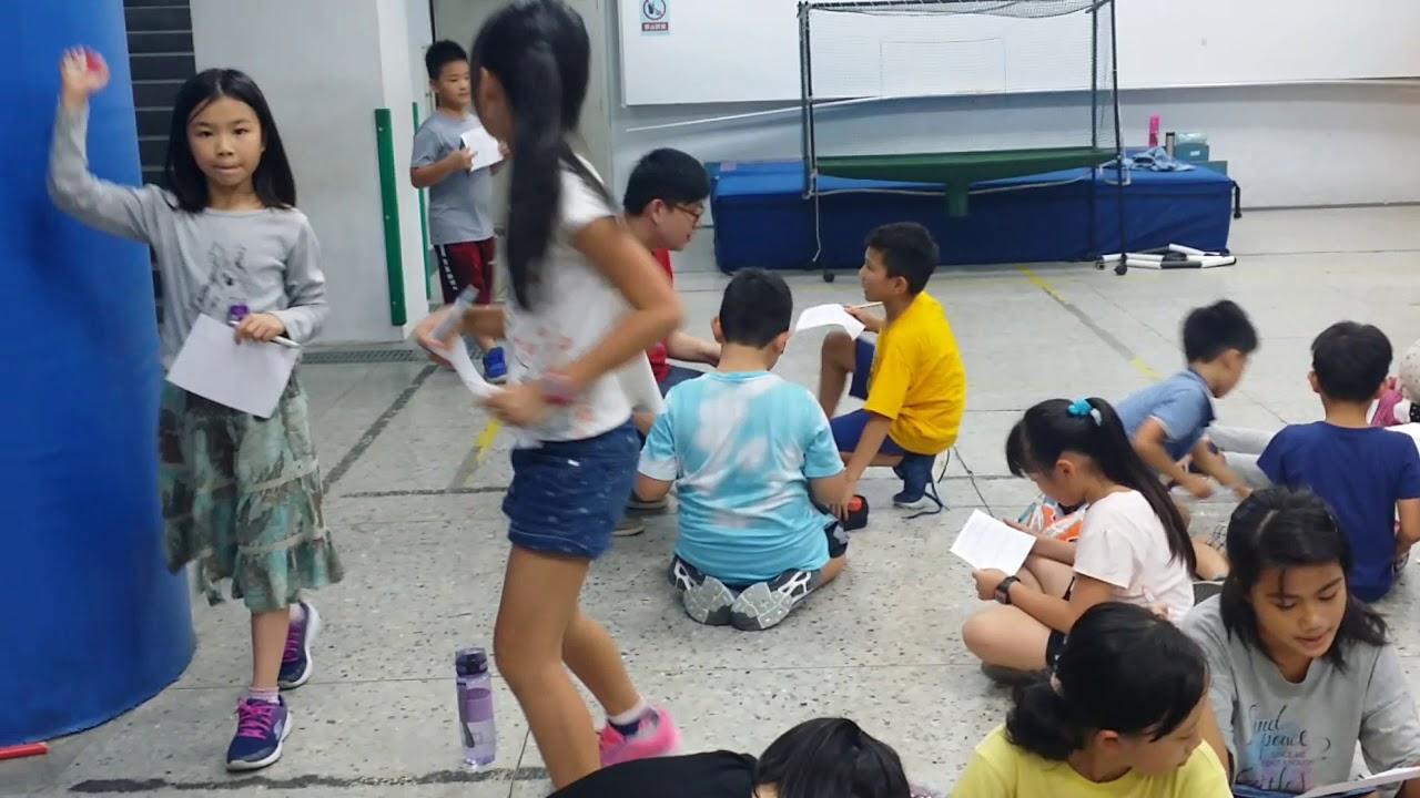2019體驗教育身心活動社團。濯亞國際學院1014 - YouTube