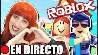 🔴 ROBLOX en DIRECTO!! - con DAIN_ #LILAIN