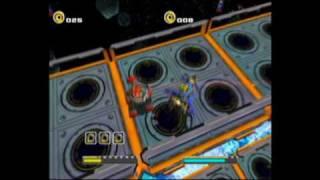 sonic adventure 2 battle shooting battle tails vs eggman