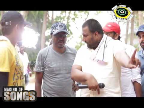 Making Of Song - Santhosh Straight Forward - 1