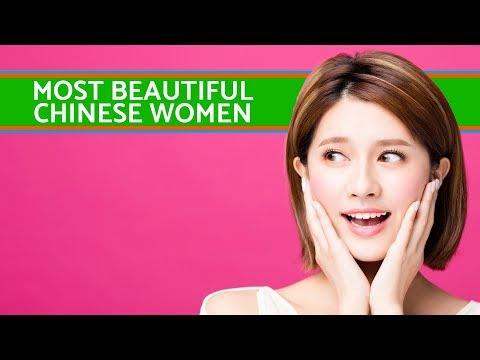 The most beautiful women of China