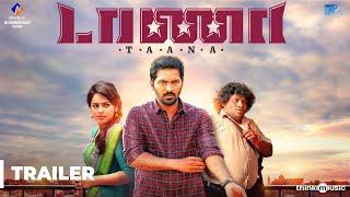 Taana Official Trailer | 4K | Vaibhav, Nandita Swetha | Yuvaraj Subramani | Vishal Chandrashekhar