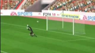FIFA 10 Wii - vídeo análise UOL Jogos