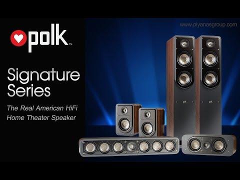 Polk Audio Signature Series