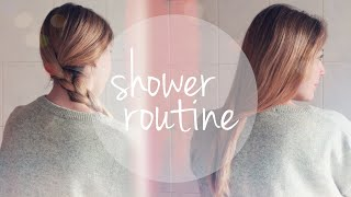 LA MIA HAIR & SHOWER ROUTINE 🌿