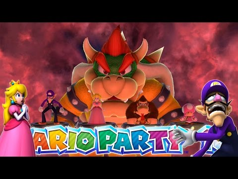 Mario Party 10: Please Don't Take My Stars [Airship Central] - Wii U Gameplay