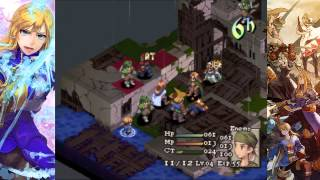 Final Fantasy Tactics [Part 5] - Thieves Fort, Death Corps Counterattack