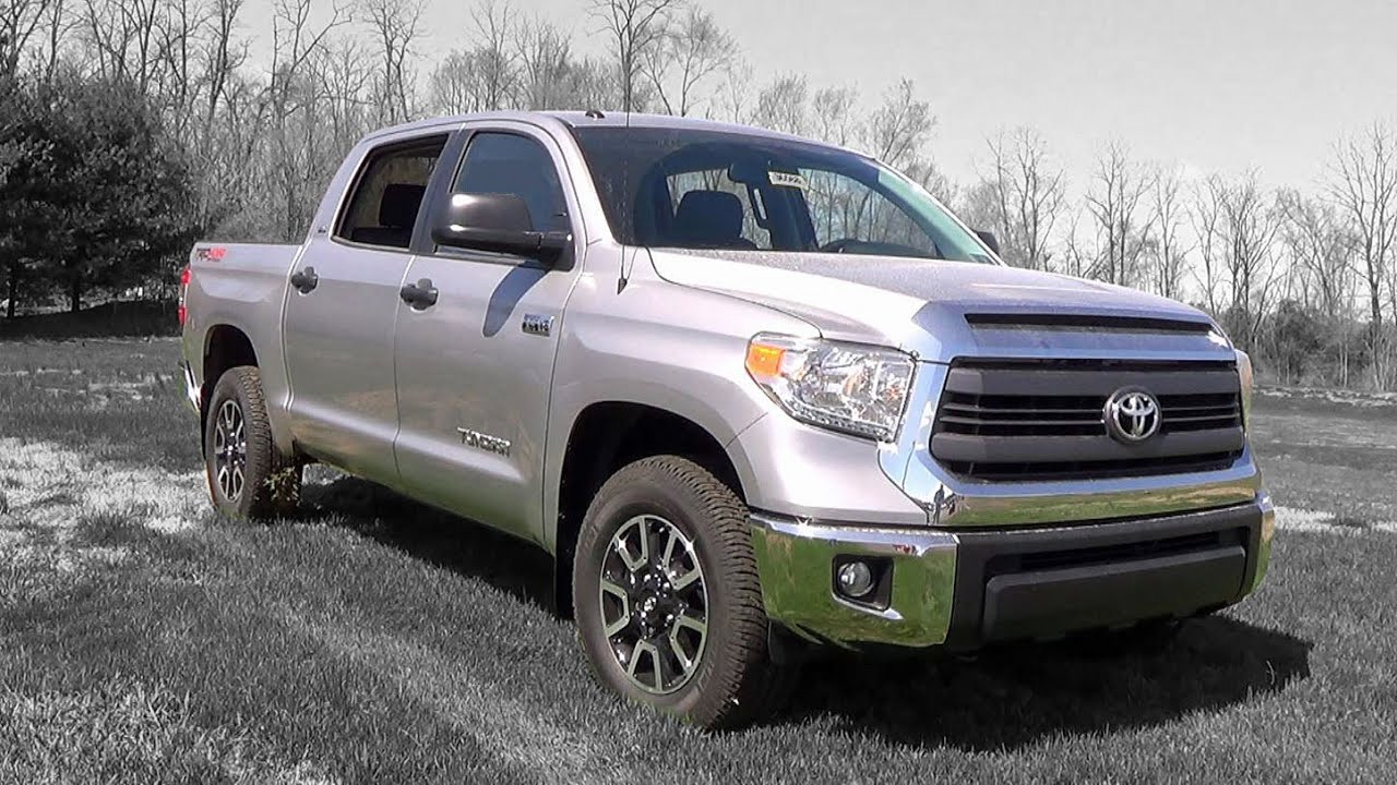 87fe9ec904b 2015 Toyota Tundra SR5  Review - YouTube