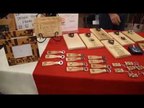 La Plata High School Craft Fair
