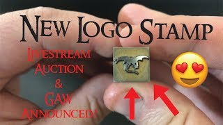 Baggins Bar Stamp is Here & Auction/GAW Announced!