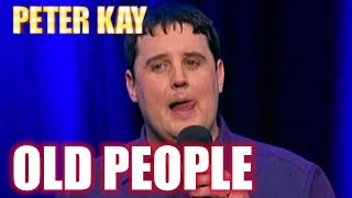You Can't Beat OĮd People | Peter Kay: Live At The Bolton Albert Halls