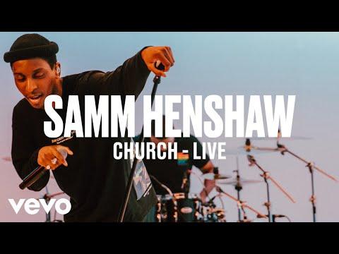 Samm Henshaw - Church (Live) | Vevo DSCVR