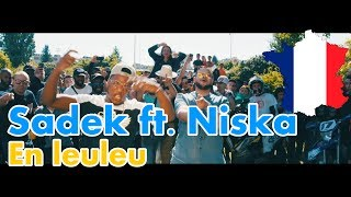 GERMAN REACT TO FRENCH RAP: Sadek feat. Niska - En leuleu | german reacts | cut version