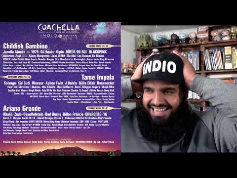 Coachella 2019 Lineup Breakdown