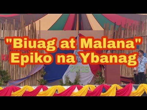 Biuag At Malana (Epiko Na Ybanag) I SFC Buwan Ng Wika 2019