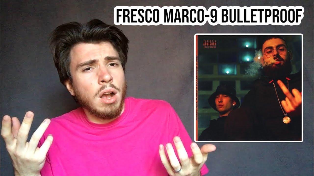 FRESCO MARCO-9 BULLETPROOF РЕАКЦИЯ