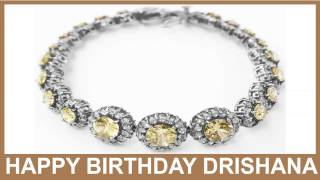 Drishana   Jewelry & Joyas - Happy Birthday
