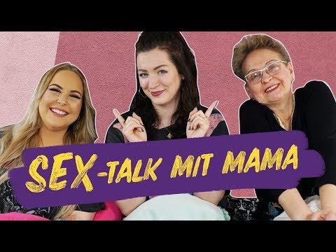 Mutter-Tochter Gespräche über Sex? Jennys strange world zu Gast - Bettgeflüster - Bedside Stories - 동영상