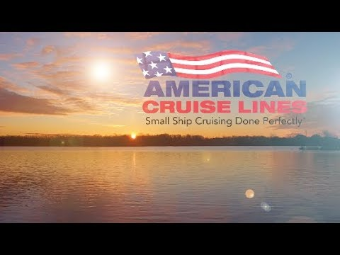 Cruise the Mississippi with American Cruise Lines-TV Commercial :60