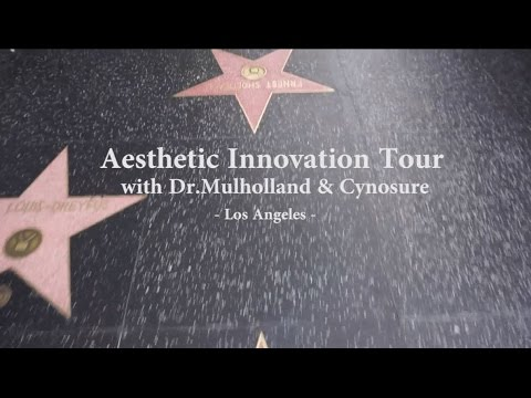 Dr mulholland 39 s aesthetic innovation tour with cynosure for Los angeles innovation consultants