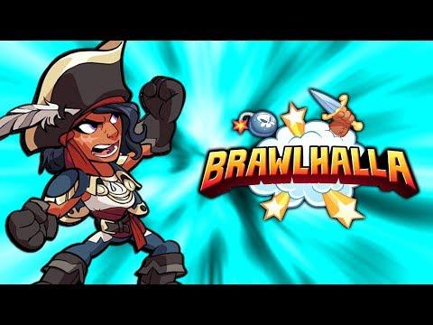 new-skin!-corsair-mirage-+-more!-•-brawlhalla-1v1-/-2v2-gameplay