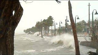 Irma Kasırgası'nın tehlike seviyesi 4'e çekildi