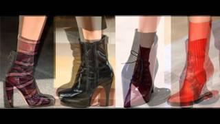 Модная обувь осень-зима 2013-2014 года
