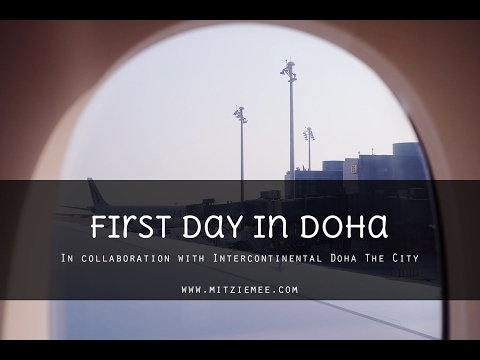 First day in Doha