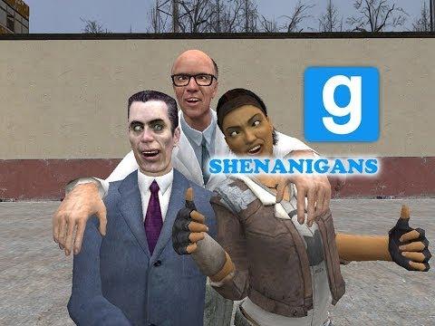 SLENDERMAN IZ REAL | GMOD SHENANIGANS WITH POIISED & THE BOYz #4 {TWITCH HIGHLIGHTS}