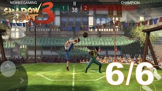 Shadow Fight 3: How To Win BALL GAME FEST (6/6) - Android Gameplay
