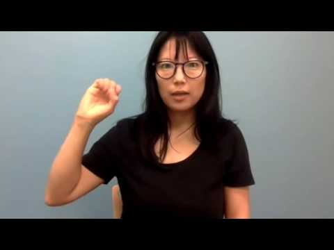 Dear Mom, Dad, Uncle, Auntie: BLM to Us, Too (ASL)