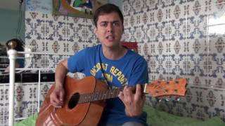 Californication - Red Hot Chili Peppers Acoustic Cover (Michael Mendes)