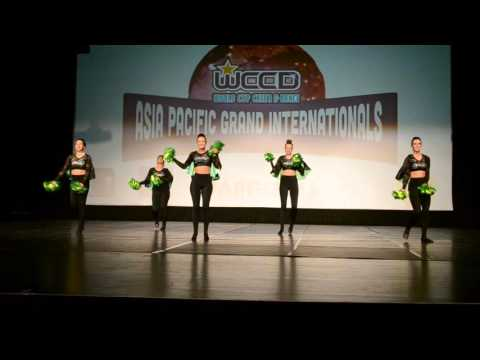 2015 PDC Asia Pacific Grand Internationals Gold Coast - Open Pom Prestige - 2nd Place