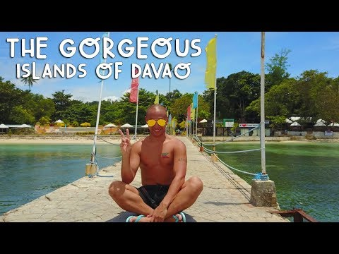 The Gorgeous Islands of Davao | Vlog #250