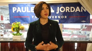 Paulette Jordan reflects on what's next