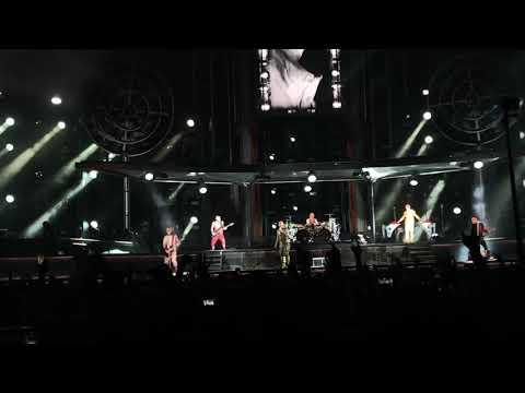 Rammstein - Auslander (Live at Moscow 29.07.19)