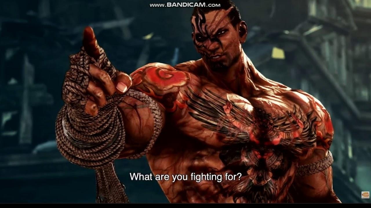 Tekken 7 Cave Of Enlightenment Round 1 Fahkumram Theme Youtube