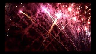 Ciclik - Minimanimal (Festival des Ploucs 2015) - Spectacle pyrotechnique / Electro Sax