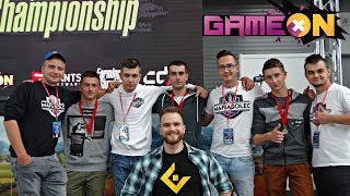 Targi GameOn i Mistrzostwa Polski w Farming Simulator z MafiaSolecTeam!