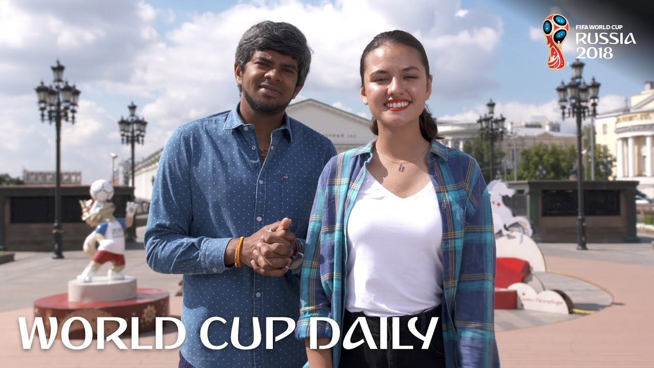 World Cup Daily - Matchday 24!