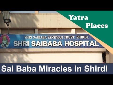 Sai Baba Miracles in Shirdi - YouTube