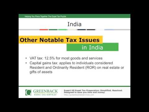 Top 7 Expatriate Tax Tips for India