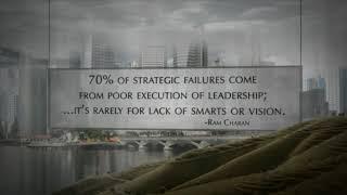 Strengths - Discipline For Execution Summary