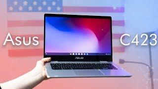 Test Asus C423 - Et si on passait au Chromebook en 2019 ?
