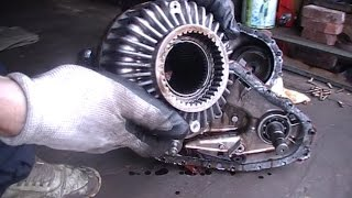 A Viscous FAILED Coupling AWD Ford / Mountaineer 2002-2010